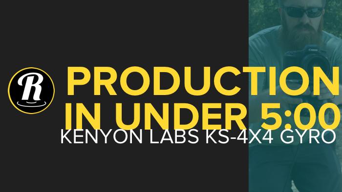 Production Under 5: KS 4x4 Gyro