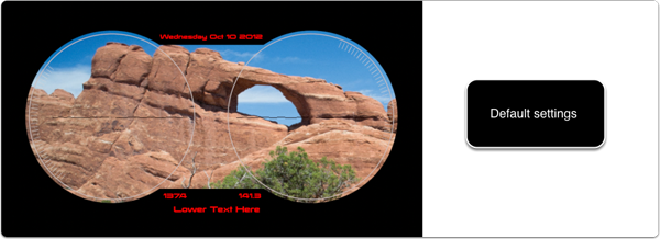 O_Optics Binoculars A 1