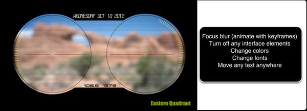 O_Optics Binoculars A 2