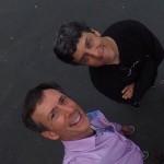Steve Martin and Mark Spencer