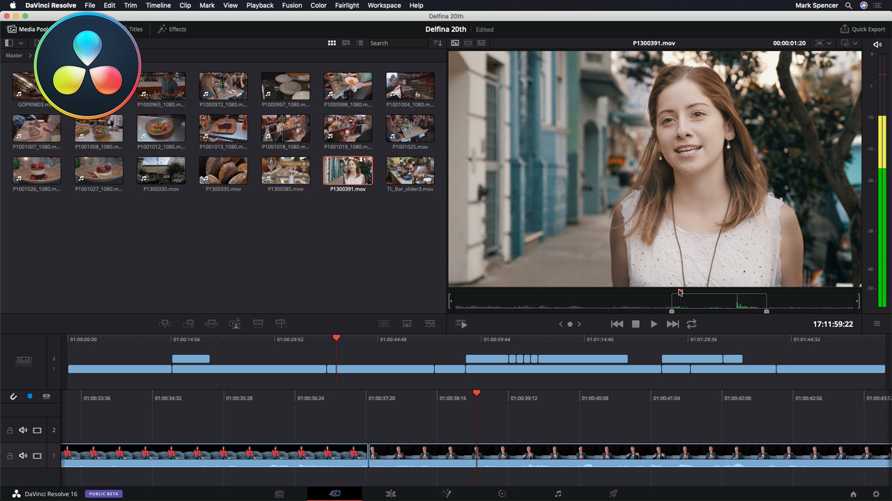 DaVinci Resolve Learning Path – Ripple Training
